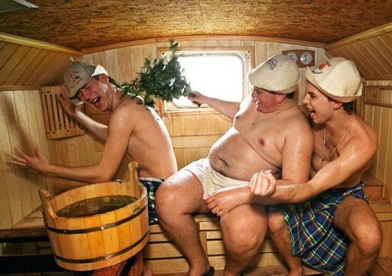 Деревня баня секс видео